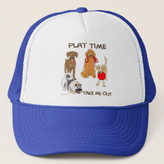 Doggy Play Time Hat