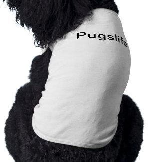 Doggy ribbed t shirt
