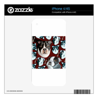 doggy skin for iPhone 4