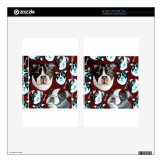 doggy skins for kindle fire