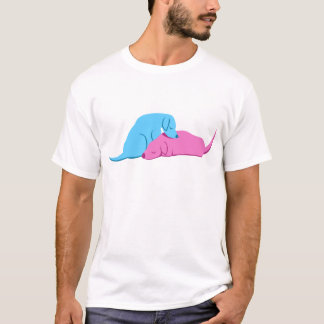Doggy Snuggle T-Shirt