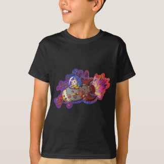 Doggy Space Mission Apparel T-Shirt