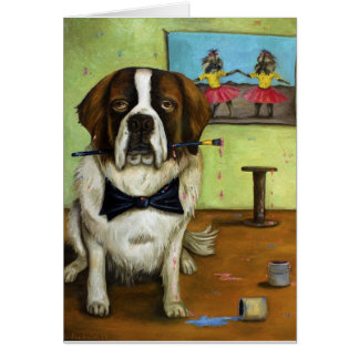 Doggy Style Greeting Cards
