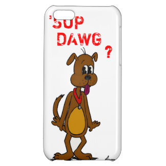 Doggy 'SUP DAWG? iPhone 5 Savvy Case