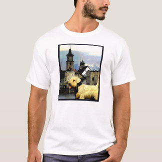 "Doggy Tee ""Doggy Goes to Austria"""