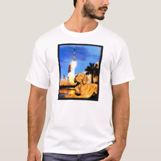"Doggy Tee ""Doggy Goes to Cape Canaveral"""