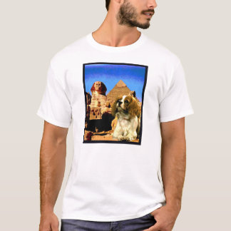 "Doggy Tee ""Doggy Goes to Egypt"""