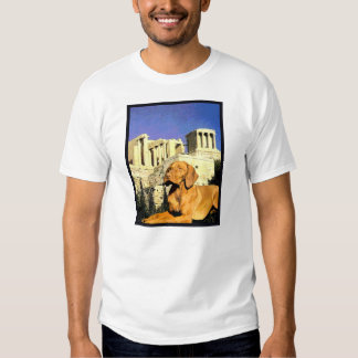 "Doggy Tee ""Doggy Goes to the Acropolis"""