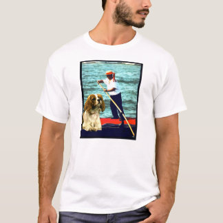 "Doggy Tee ""Doggy Goes to Venice"""