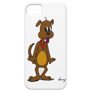 Doggy Toon iPhone 5 Case