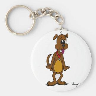 Doggy Toon Keychain
