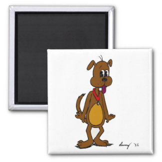 Doggy Toon Magnet