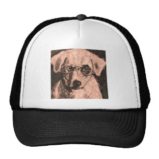 Doggy vision trucker hat