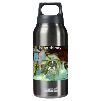 doggy water bottel insulated water bottle