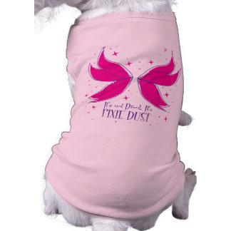 Doggy Wings Dog Tee Shirt