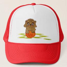 Doggy World Trucker Hat