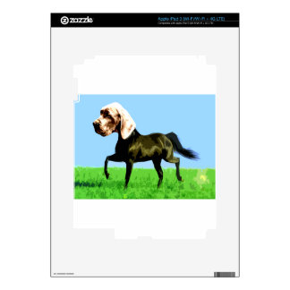 Doghorse iPad 3 Skin