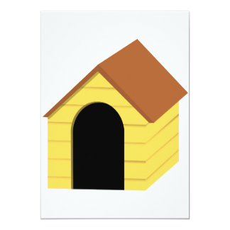 Doghouse Invitations