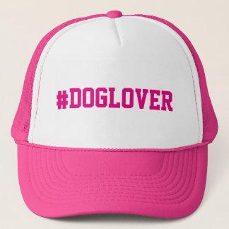 #DOGLOVER Trucker Hat