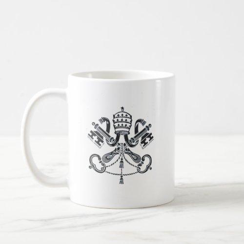 Dogma Lives Loudly _ Coffee Mug