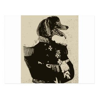 Dogman 40 postcard