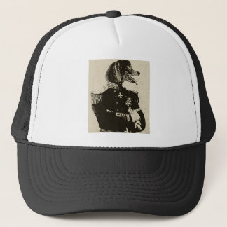 Dogman 40 trucker hat