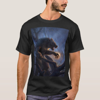 Dogman of Michigan T-Shirt