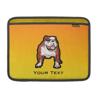 Dogo amarillo funda para macbook air