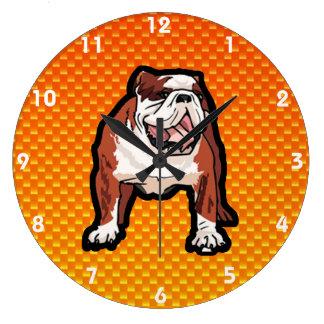 Dogo amarillo reloj