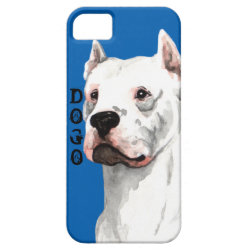 Case-Mate Vibe iPhone 5 Case with Mastiff Phone Cases design