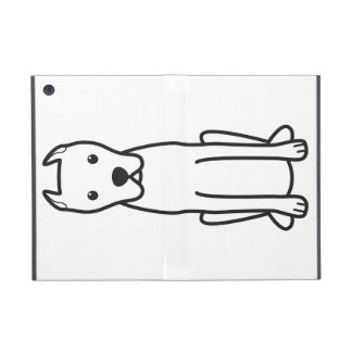 Dogo Argentino Covers For iPad Mini