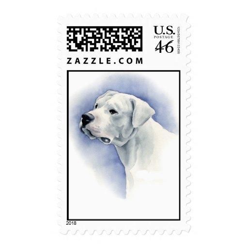 Dogo Argentino Sello