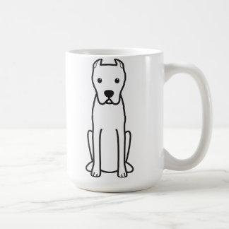 Dogo Argentino Taza De Café