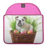 Dogo de Pascua Fundas Macbook Pro