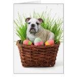 Dogo de Pascua Tarjetas