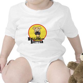 Dogo del cervatillo/mastín (los matones son trajes de bebé