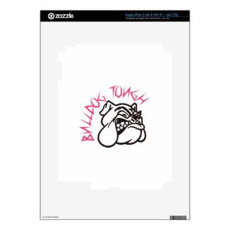 Dogo duro pegatina skin para iPad 3