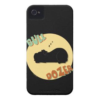 Dogo el dormir - dormilón de Bull Carcasa Para iPhone 4 De Case-Mate