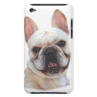 Dogo feliz de Frenchie iPod Touch Case-Mate Carcasas