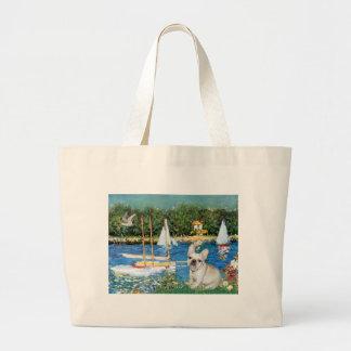 Dogo francés 3 - veleros bolsa de mano
