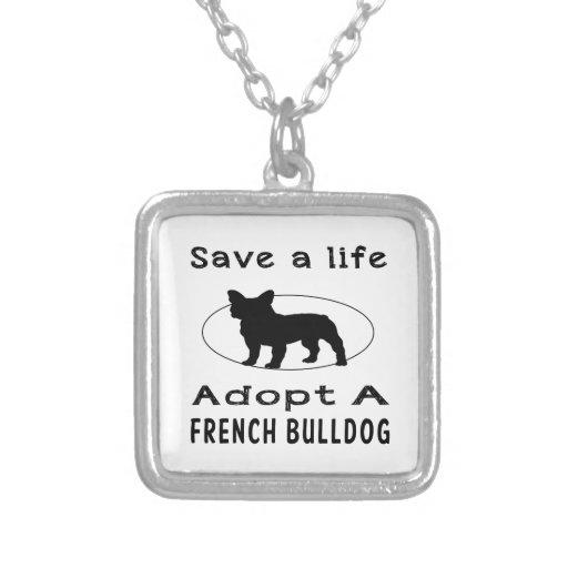 Dogo francés A.png Colgantes Personalizados