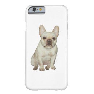 Dogo francés (b) - cervatillo funda para iPhone 6 barely there