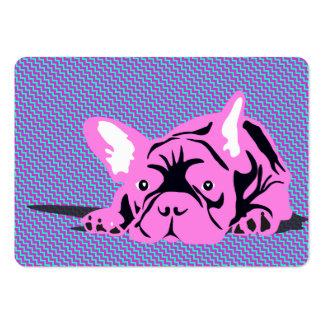 Dogo francés Businesscards Tarjetas De Visita Grandes