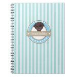 Dogo francés cuadernos