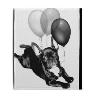 Dogo francés del cumpleaños