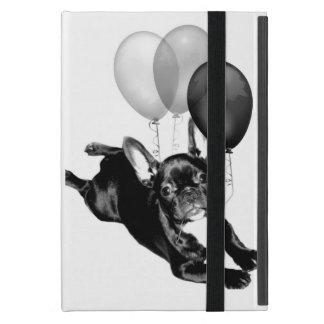 Dogo francés del cumpleaños iPad mini protector