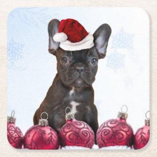 Dogo francés del navidad