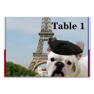 Dogo francés en París