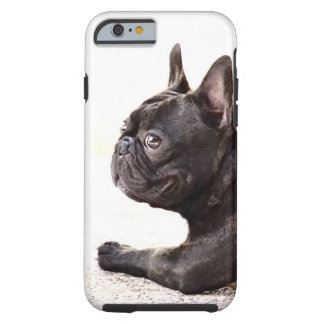 Dogo francés funda resistente iPhone 6