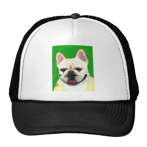 Dogo francés gorra